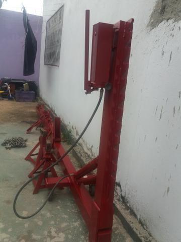 Blackshaw peças de lanternagem R$2.000