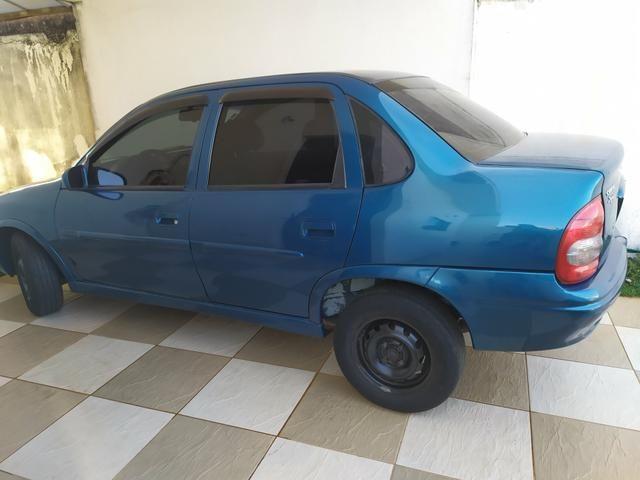 Corsa 1.6 gasolina 2002 - Foto 2
