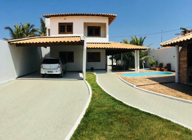 Casa na praia com piscina - Foto 3