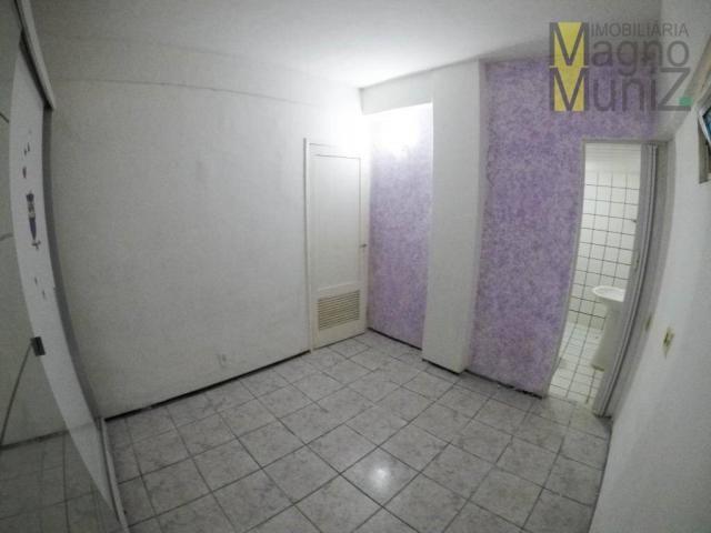 Kitnet com 1 dormitório à venda por r$ 125.000 - cocó - fortaleza/ce - Foto 6