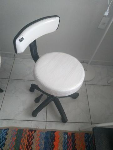 Cadeira moche para micropigmentaçao