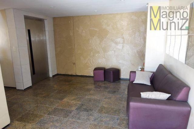 Edifício Dra. Risalva - Apartamento residencial à venda, Papicu, Fortaleza. - Foto 4