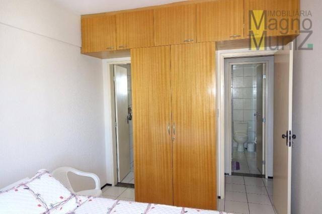 Edifício Dra. Risalva - Apartamento residencial à venda, Papicu, Fortaleza. - Foto 17
