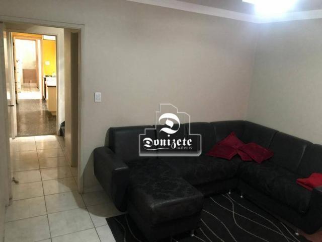 Sobrado com 2 dormitórios à venda, 135 m² por R$ 600.000,00 - Vila Curuçá - Santo André/SP - Foto 3