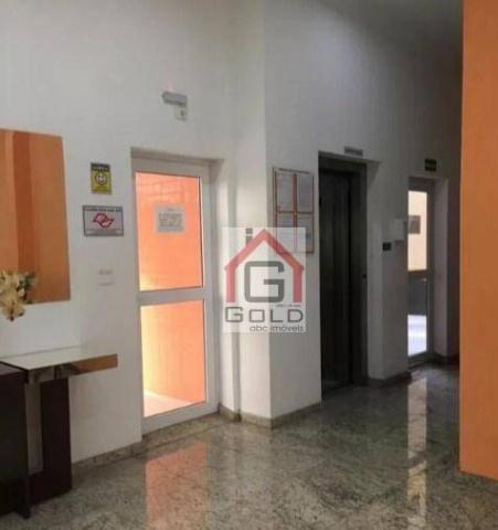 Apartamento para alugar, 195 m² por R$ 3.420,00/mês - Santa Paula - São Caetano do Sul/SP - Foto 2