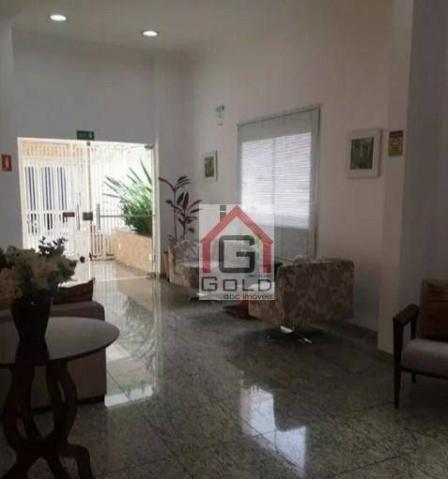 Apartamento para alugar, 195 m² por R$ 3.420,00/mês - Santa Paula - São Caetano do Sul/SP - Foto 4