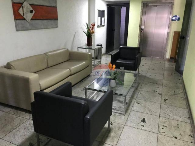 Apartamento com 3 dormitórios à venda, 116 m² por R$ 630.000,00 - Casa Caiada - Olinda/PE - Foto 7