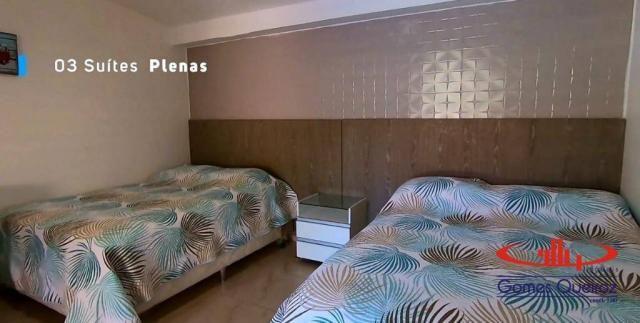 Casa com 5 dormitórios à venda, 350 m² por R$ 1.200.000 - Porto das Dunas - Aquiraz/CE - Foto 16