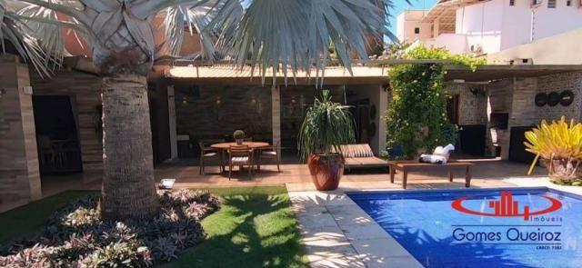 Casa com 5 dormitórios à venda, 350 m² por R$ 1.200.000 - Porto das Dunas - Aquiraz/CE - Foto 12