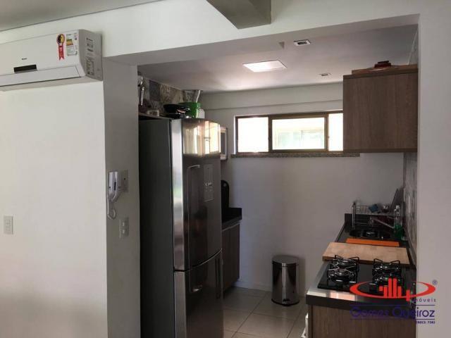 Apartamento com 2 dormitórios à venda, 68 m² por R$ 450.000,00 - Porto das Dunas - Aquiraz - Foto 8