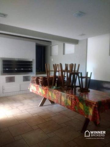 8046   Apartamento à venda com 3 quartos em Zona 04, Maringá - Foto 3