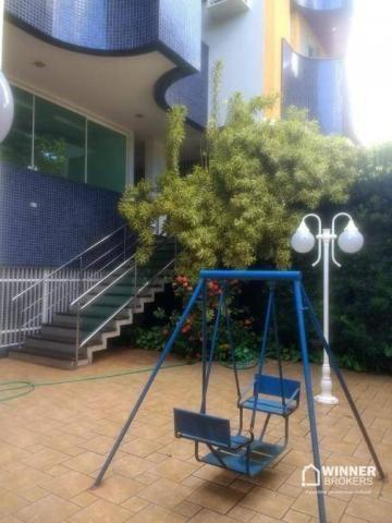 8046   Apartamento à venda com 3 quartos em Zona 04, Maringá - Foto 8
