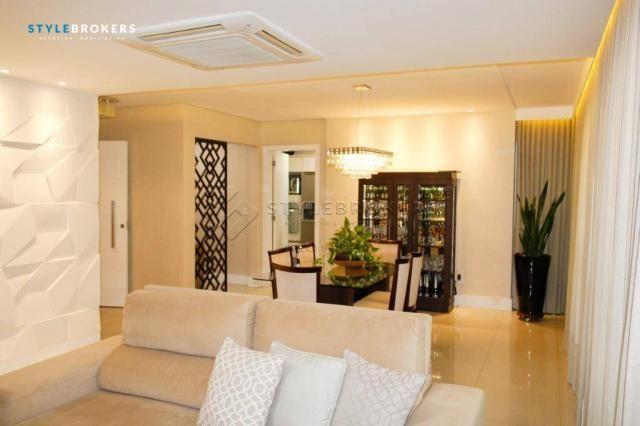 Apartamento com 3 dormitórios à venda, 194 m² por R$ 1.650.000,00 - Duque de Caxias II - C - Foto 4
