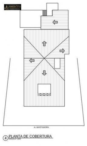 Excelente Mansão Para Locação ? Residencial Alpha 8 ? Área de Terreno 850 m² e Área Constr - Foto 18