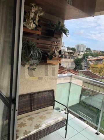 Apartamento à venda com 3 dormitórios em Pechincha, Rio de janeiro cod:CJ31187 - Foto 7