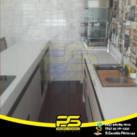 Casa com 4 dormitórios à venda, 460 m² por R$ 2.200.000,00 - Altiplano Cabo Branco - João  - Foto 5