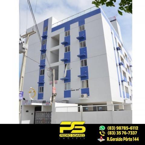 (NOVO) Apt c/ 3 qts sendo 1 ste, 76 m² por R$ 225.000 - Jardim Cidade Universitária - João