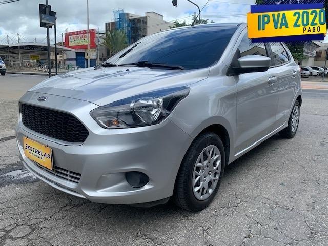 Ford ka manual 2018
