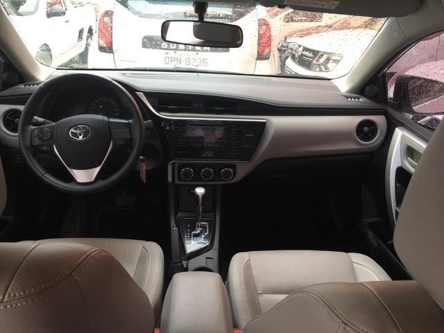 Corolla GLI UPPER 1.8 automático 2019 - Foto 11