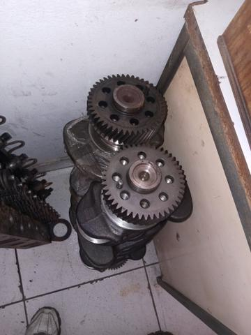Eixo de motor 1722 4cc eletronico - Foto 2