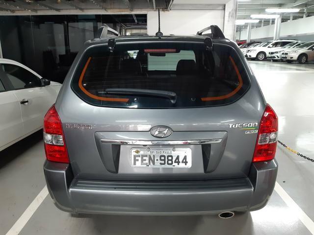 Hyundai tucson 2.0 gls 16v aut flex 2015 - Foto 4