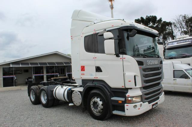Scania r440 6x2 12/12