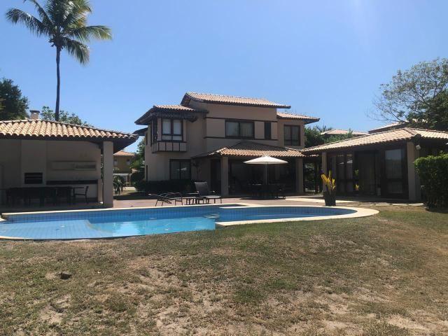Casas em Quintas Sauípe Laguna mobiliada reformada pela ODEBRECHT - Foto 18