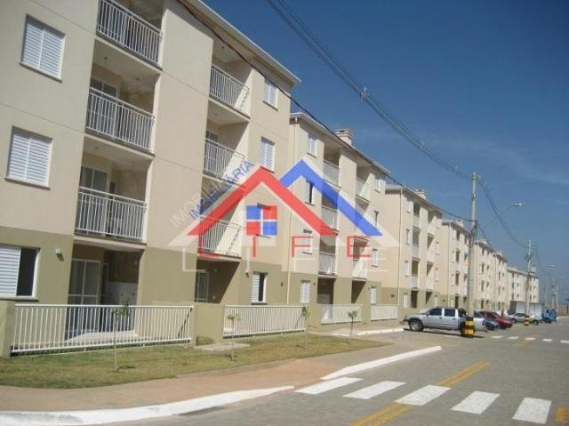 Apartamento à venda com 2 dormitórios em Parque sao joao, Bauru cod:2557