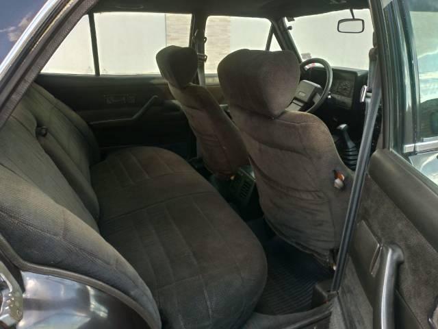 Opala diplomata 1988 completo carro placa preta leia discrição - Foto 8