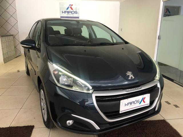 Peugeot 208 Active 1.2 Flex Manual Completo 2016/17