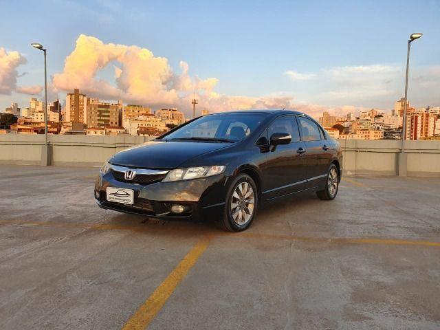 Honda New Civic LXL Flex - Automático + Borboletas - Abaixo da Fipe - Foto 3