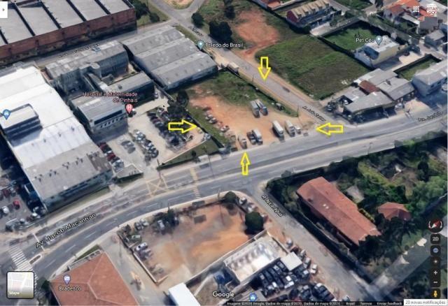 Terreno para alugar no Centro - Pinhais/PR - Foto 3
