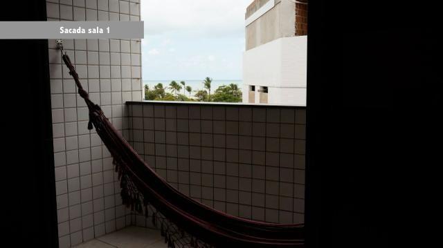 Cobertura 400m2 Duplex no Cabo Branco - João Pessoa - Foto 11