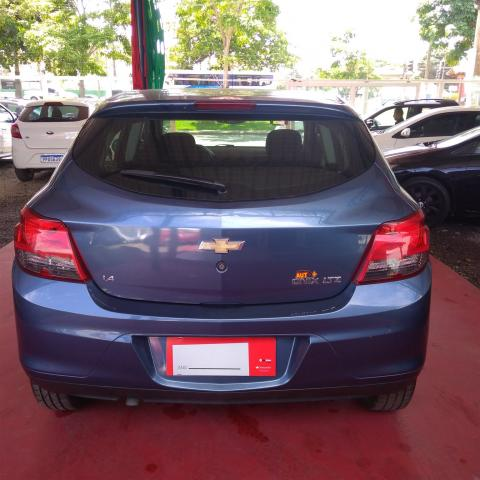 ONIX 2015/2015 1.4 MPFI LTZ 8V FLEX 4P MANUAL - Foto 6