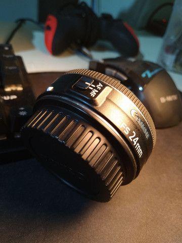 Lente Canon 24 mm Stm  - Foto 4