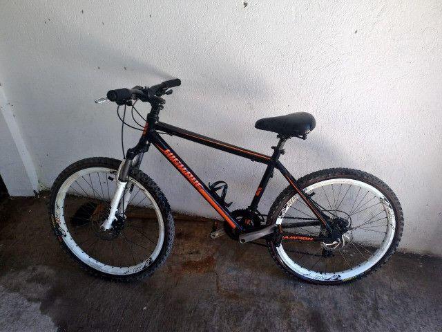 Bicicleta High One aro 27