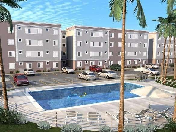 Quali Residencial - Apartamento de 2 quartos em Bonfim Paulista - Ribeirão Preto, SP - Foto 10