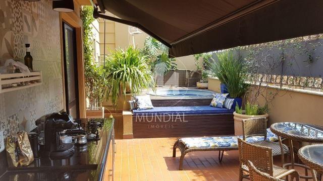 Apartamento à venda com 3 dormitórios em Jd botanico, Ribeirao preto cod:2711 - Foto 10