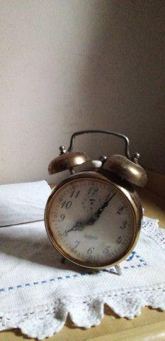 Relógio para colecionador