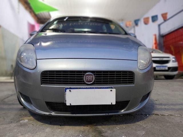 Fiat/ Punto Attractive 1.4 2011 Completa Sem Detalhes - Foto 4