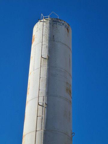 Caixa D'água Usada 22 mil Litros Tubular - Foto 2
