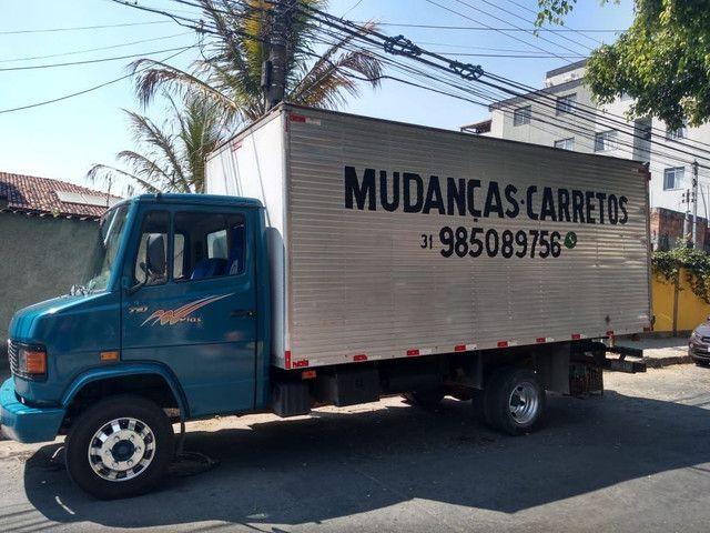 CARRETO// FRETES E MUDANÇA - Foto 4