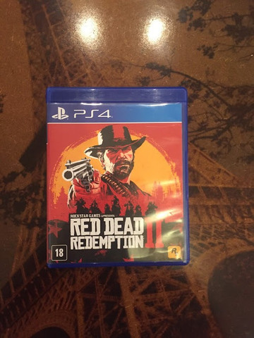 Jogo PS4 Read Dead Redemption 2