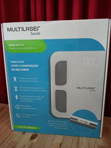 Balança Bluetooth com Handle Multilaser - HC060 - Foto 3