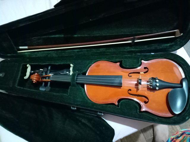 Violino, em ótimo estado