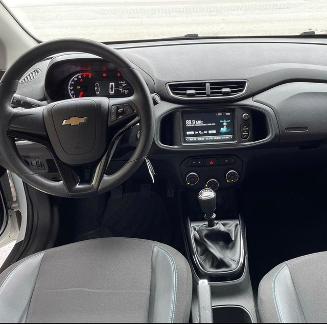 Chevrolet Prisma 1.4 LT 2019     estado zero - Foto 7