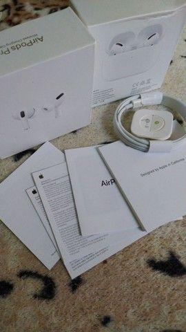 AirPods Pro Wireless + capa proteção case - Foto 5