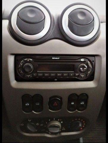Ótimo Renault Sandero Privillege 1.6 Completo 2011 Ac Trocas - Foto 10