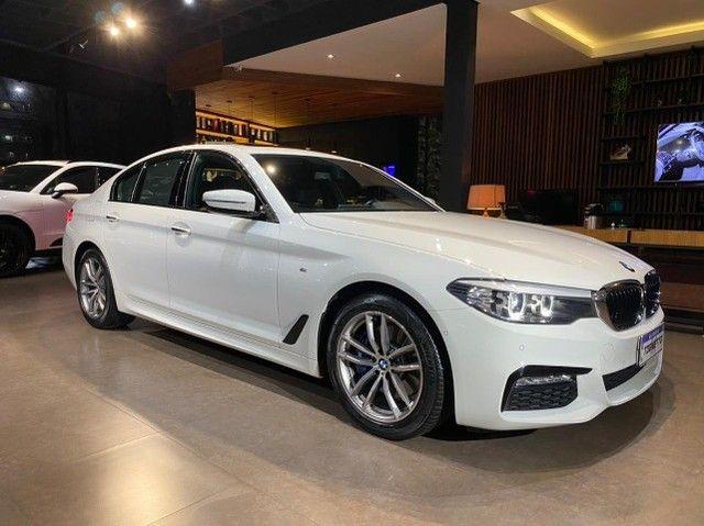 BMW 530i M Sport 2.0 Turbo 2018 - Foto 6