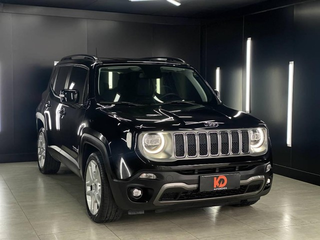 Jeep Renegade 1.8 Limited AT - Foto 2